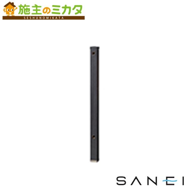 三栄水栓 【T803BW-60X900-D】 木目調水栓柱