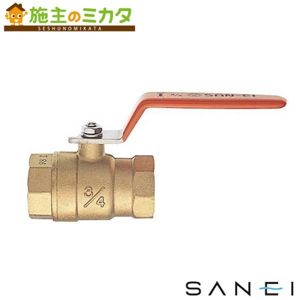 三栄水栓 【V650-75】 ボールバルブT型 ★
