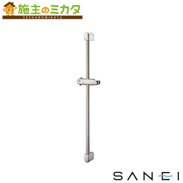 三栄水栓 【W5851S-MC-780】 スライドバー ベロアメッキ仕様 ★