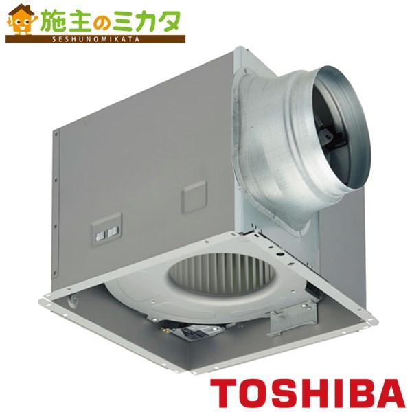 東芝 ダクト用換気扇 【DVF-XT20】 低騒音形 ACモータータイプ ルーバー別売タイプ ★
