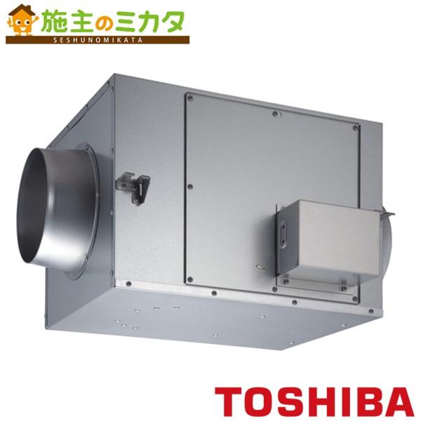 東芝 換気扇 ストレートダクトファン 【DVS-150SK】 静音形 単相100V ★