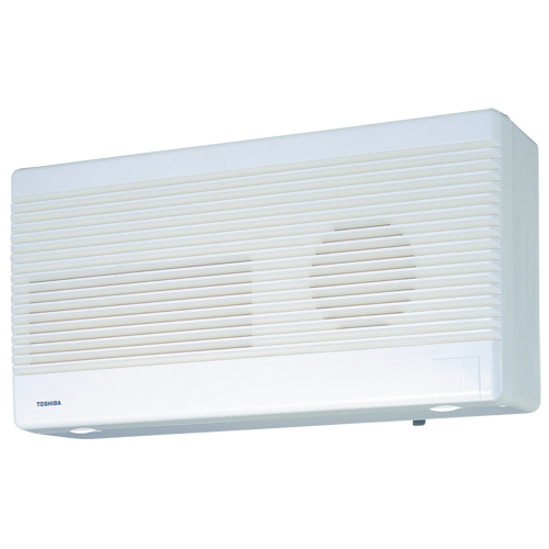東芝 空調換気扇 【VFE-12JDT】 壁掛形1パイプ 格子タイプ 12畳用 ★