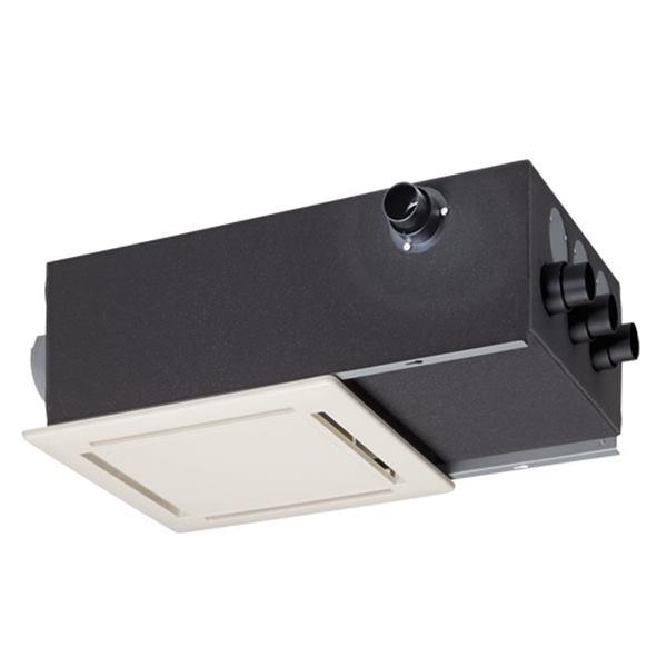東芝 換気扇 トータル換気システム 【VFE-140KFP2】 天井カセット形 全熱交換ユニット 分岐ボックス一体型 ★