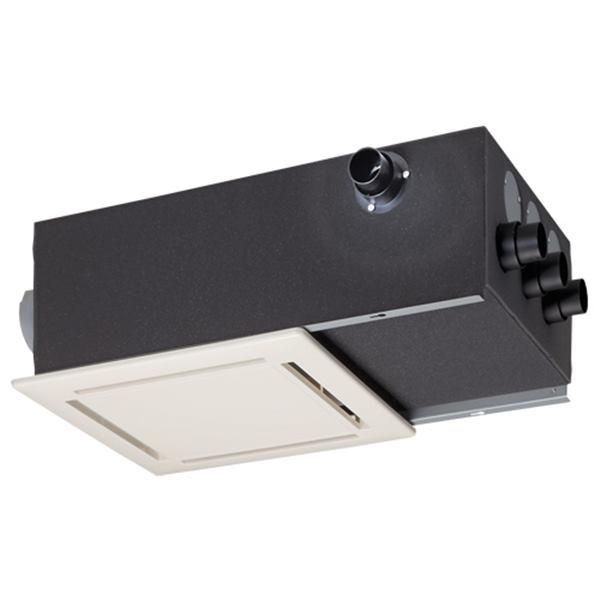 東芝 換気扇 トータル換気システム 【VFE-170KFP2】 天井カセット形 全熱交換ユニット 分岐ボックス一体型 ★