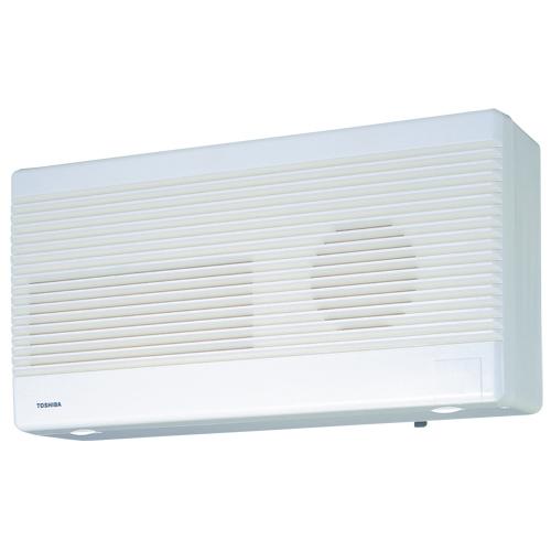 東芝 空調換気扇 【VFE-8JDT】 壁掛形1パイプ 格子タイプ 8畳用 ★