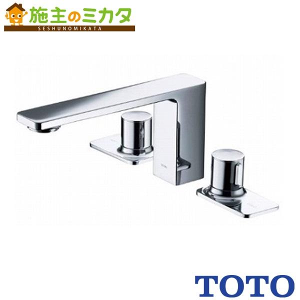 TOTO 洗面所用水栓 【TBX20A】 RENESSEシリーズ 2ハンドル混合水栓 蛇口