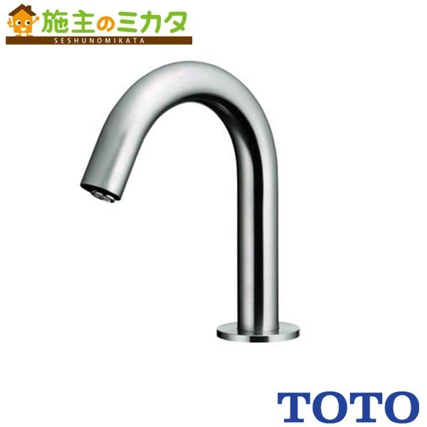 TOTO 水栓金具 【TENA22A5】 アクアオート 台付自動水栓 AC100Vタイプ サーモスタット