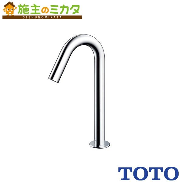 TOTO 水栓金具 【TENA22AL】 アクアオート 台付自動水栓 AC100Vタイプ サーモスタット