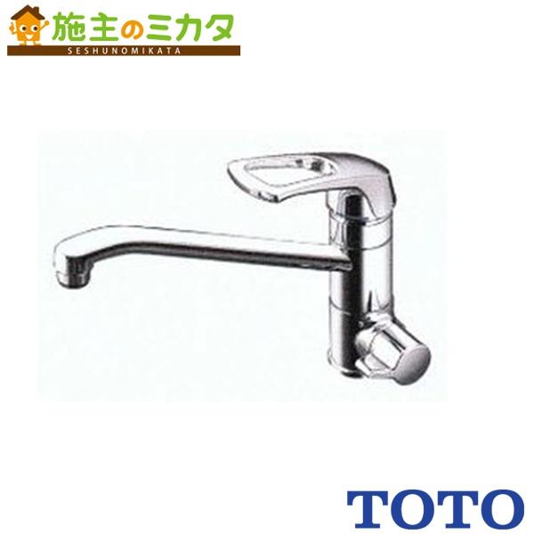 TOTO キッチン用水栓金具 【TKG38-1S】 Gシリーズ 浄水器兼用混合水栓 ビルトイン形 蛇口★
