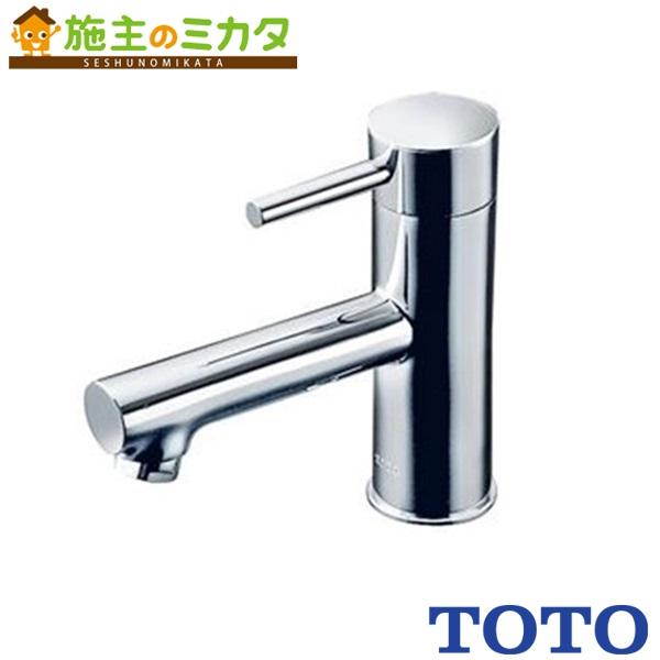 TOTO 洗面所用水栓 【TLC11AR】 コンテンポラリ シングルレバー立水栓 蛇口★