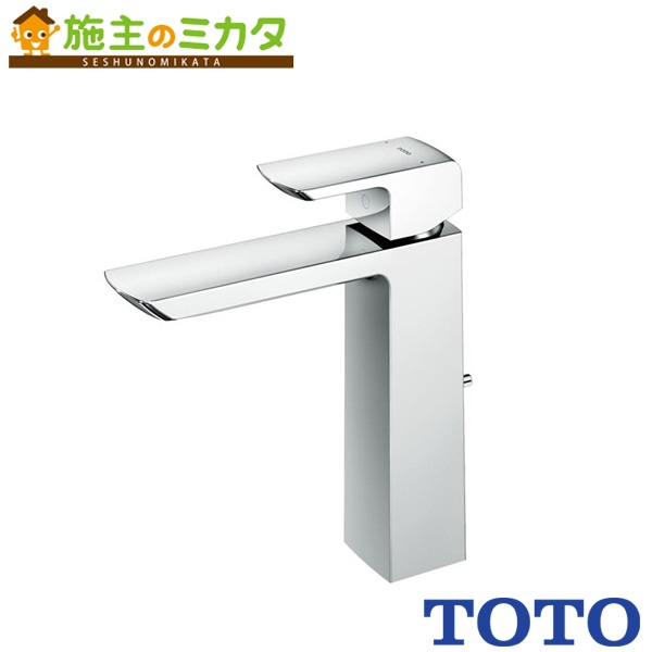 TOTO 洗面所用水栓 【TLG02306Z】 GRシリーズ 台付きシングル混合水栓 ワンプッシュなし 寒冷地仕様 エコシングル
