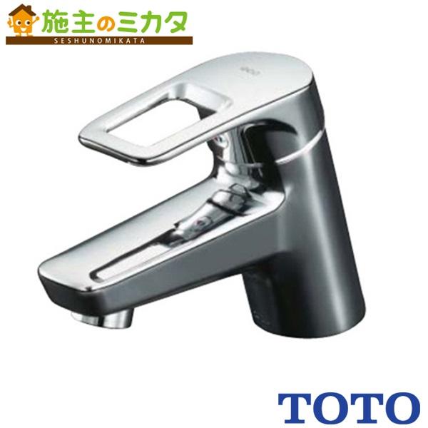 TOTO 洗面所用水栓 【TLHG31AEFR】 Hi-Gシリーズ 取替用シングルレバー混合水栓 蛇口★