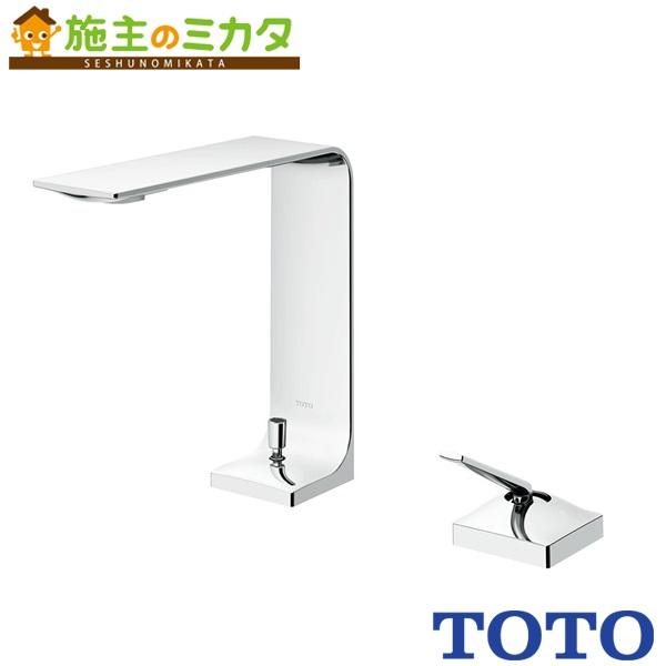 TOTO 洗面所用水栓 【TLP02305J】 ZLシリーズ 台付シングル混合水栓 ワンプッシュ式 蛇口