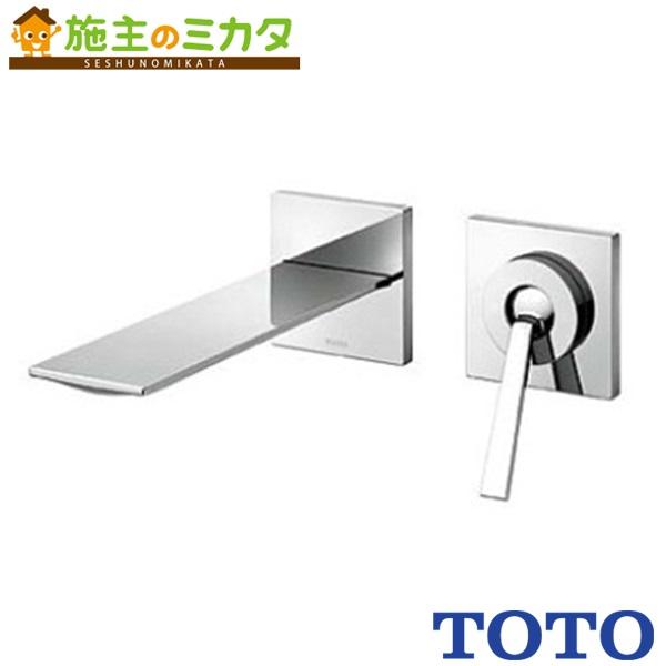 TOTO 洗面所用水栓 【TLP02309J】 ZLシリーズ 壁付シングル混合水栓 エコシングル 蛇口