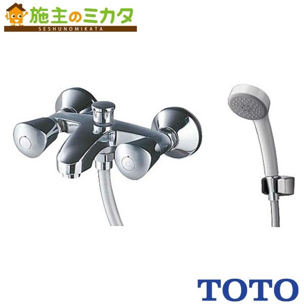 TOTO 浴室用水栓 【TMH20E3HR】 2ハンドルシャワー金具 壁付きタイプ 【受注生産品】 蛇口★