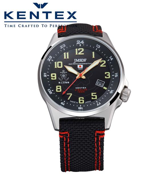 ケンテックス正規販売店 CLUBK会員登録で 2年間の延長保証 ケンテックス KENTEX ソーラー 腕時計 開催中 海上自衛隊モデル バリステックナイロンバンド採用 正規品 オーバーのアイテム取扱☆ ブラック JSDF 送料無料 S715M-03