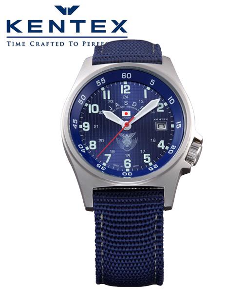 デポー 2020秋冬新作 ケンテックス正規販売店 CLUBK会員登録で 2年間の延長保証 ケンテックス KENTEX 腕時計 航空自衛隊 自衛隊モデル JSDF S455M-02 正規品 送料無料