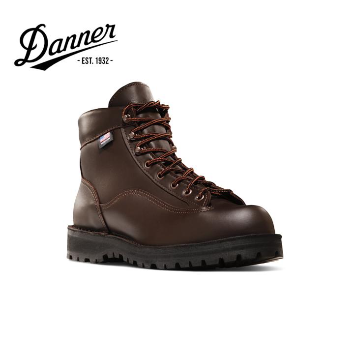 ダナー Danner エクスプローラー Explorer ブーツ メンズ MADE IN USA ブラウン 45200 Dワイズ アウトドア ハイキング ファッション