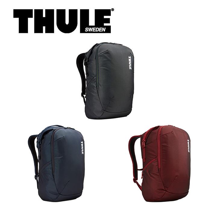 THULE スーリー Subterra サブテラ 34L Backpack バックパック アウトドア カジュアル パソコン収納 リュック メンズ レディース