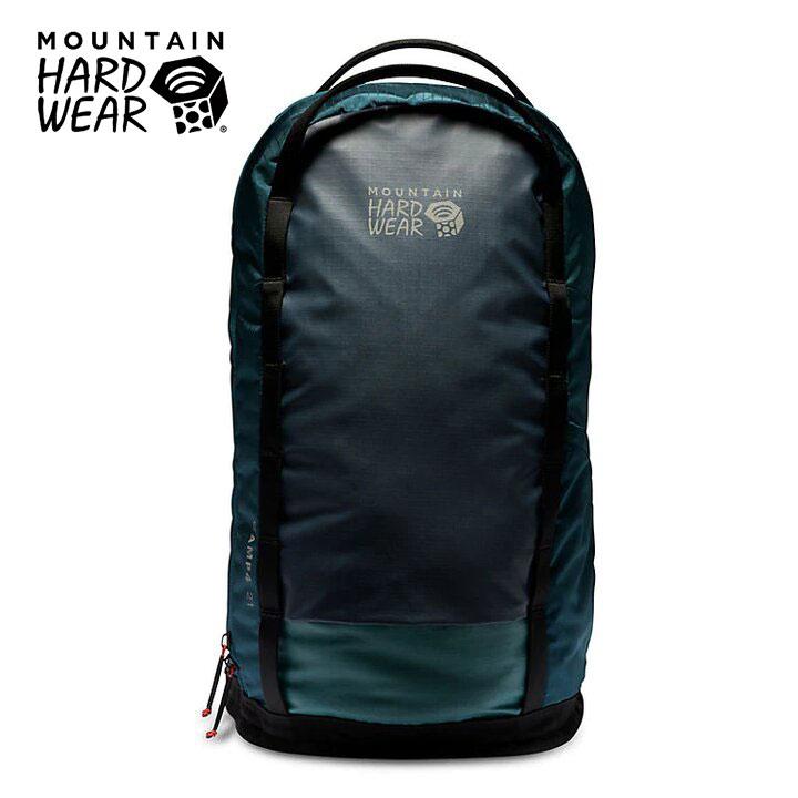 Mountain Hardwear マウンテンハードウェア Camp 4 21L キャンプ 4 21L Washed Turq Multi ウォッシュド ターク リュック バックパック アウトドア 登山用 長距離 ハイキング