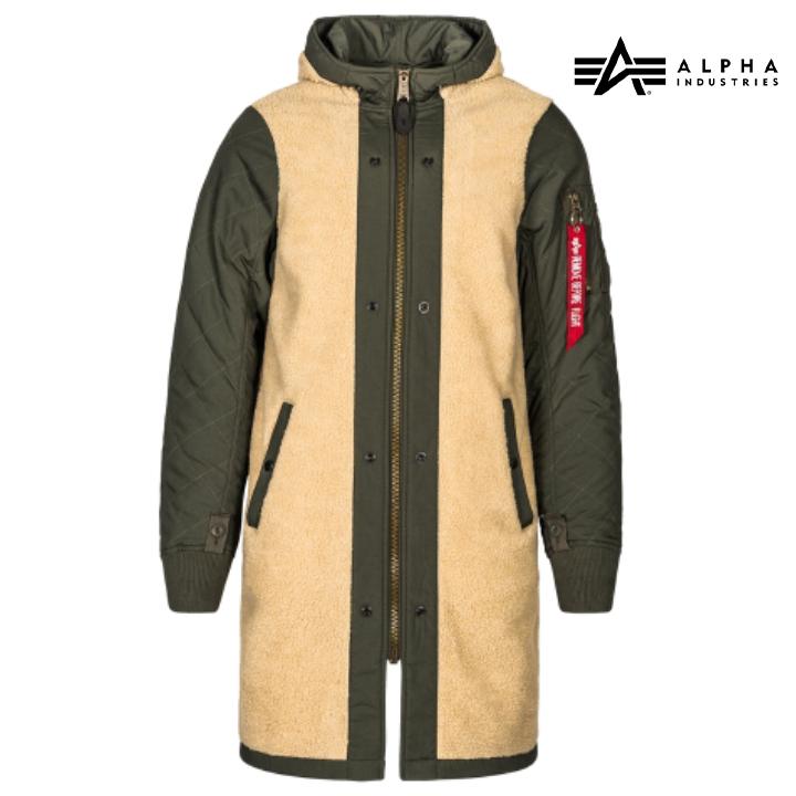 アルファインダストリー ALPHA INDUSTRIES M-47 PILE LINER メンズ ジャケット
