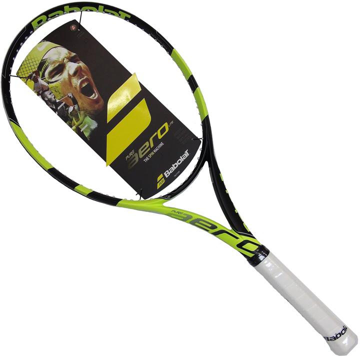 バボラ Babolat 2017 ピュア アエロ ライト ラケット Pure Aero Lite Racquet
