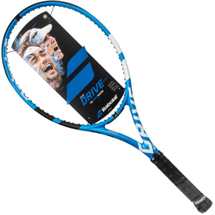 ★最大ポイント26倍還元☆3/11 9:59mまで】【USAモデル】2018 バボラ ピュアドライブ110 テニス ラケット2018 BABOLAT Pure Drive 110 Racket