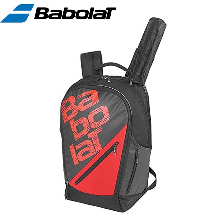 送料無料 商舗 テニスラケットバッグ Babolat バボラ 2020 チーム エクスパンダブル 今ダケ送料無料 バックパック 硬式テニス ピュアストライク ラケット Black Backpack バック Expandable Red Team Racquet ホルダー 173920 Bag