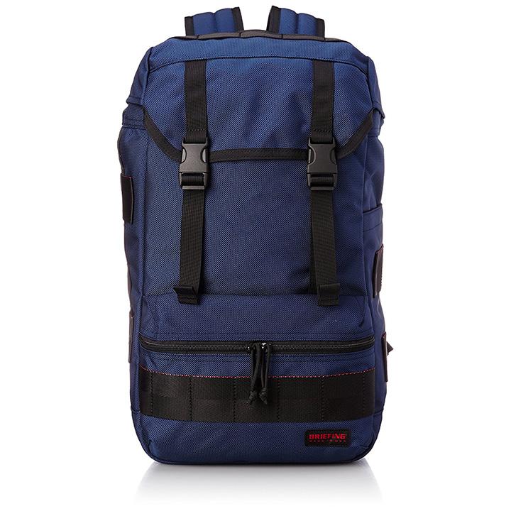 ブリーフィング BRIEFING NEO FLAP PACK Midnight ネオフラップ バックパック デイパック リュックサック Backpack