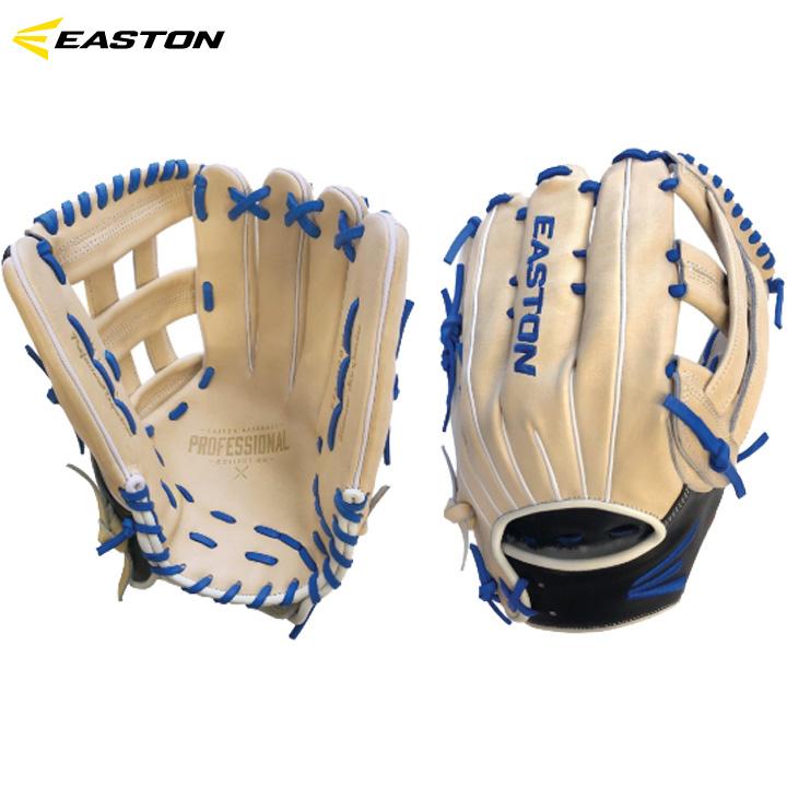 送料無料【USA物】イーストン EASTON MLB メジャー 選手モデル [ケビン・ピラー 選手モデル] 外野手用 硬式 軟式野球 グローブ グラブ 12.75インチ 右投げ用