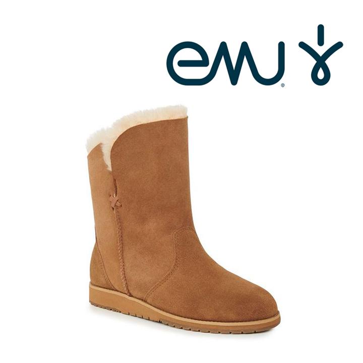 ムートン ブーツ ファー エミュ エミュー EMU ベルズビーチ Bells Beach Lo レディース ムートン 靴  w11361