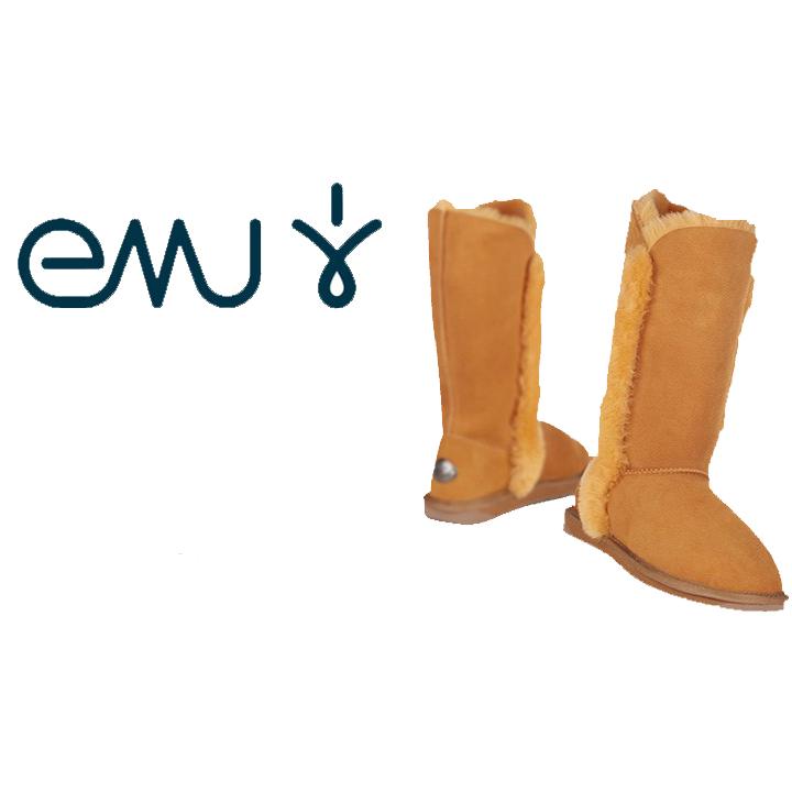 エミュー emu ミドル丈 ブーツ Platinum Kolora プラチナム コロラ WP10534
