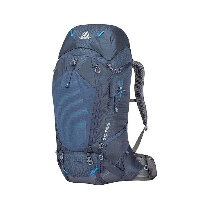 グレゴリー Gregory バルトロ 65 Baltoro 65 ダスクブルーフレームサイズ M 登山用 長距離ハイキング バックパック リュックサック|e ShopSmart