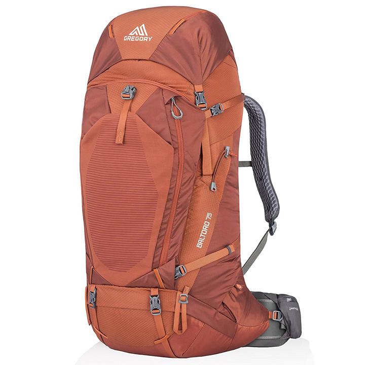 グレゴリー Gregory バルトロ 65 Baltoro 65 オレンジフレームサイズ M 登山用 長距離ハイキング バックパック リュックサック