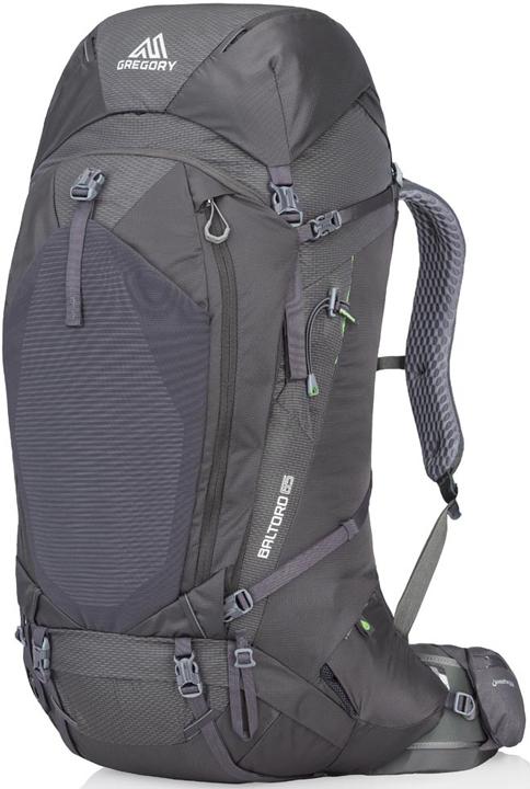 グレゴリー Gregory バルトロ 65 Baltoro 65 フレームサイズ ブラック 黒 M 登山用 長距離ハイキング バックパック リュックサック