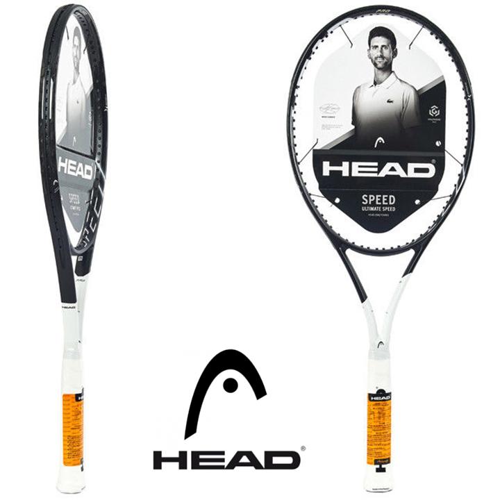 ヘッド(HEAD) テニスラケットTennis Racket Graphene360 SPEED PRO グラフィン360 スピード プロ ジョコビッチ使用モデル 235208
