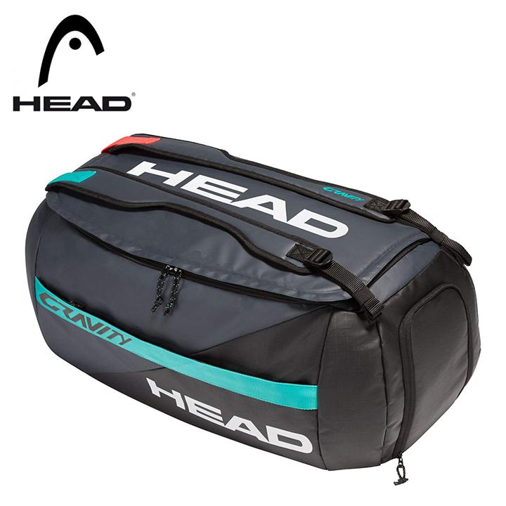 送料無料 最大2000円割引クーポン ヘッド HEAD 品質保証 ラケットバック ズベレフ Gravity 283020 トラスト テニスバッグ グラビティ