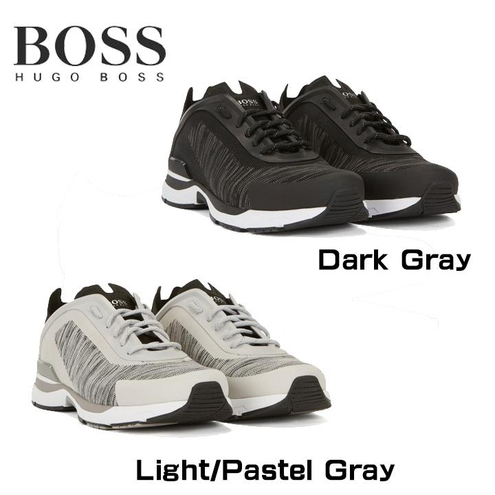 【日本未発売】ヒューゴボス Hugo Boss Velocity Runn Knit スニーカー靴 ニット