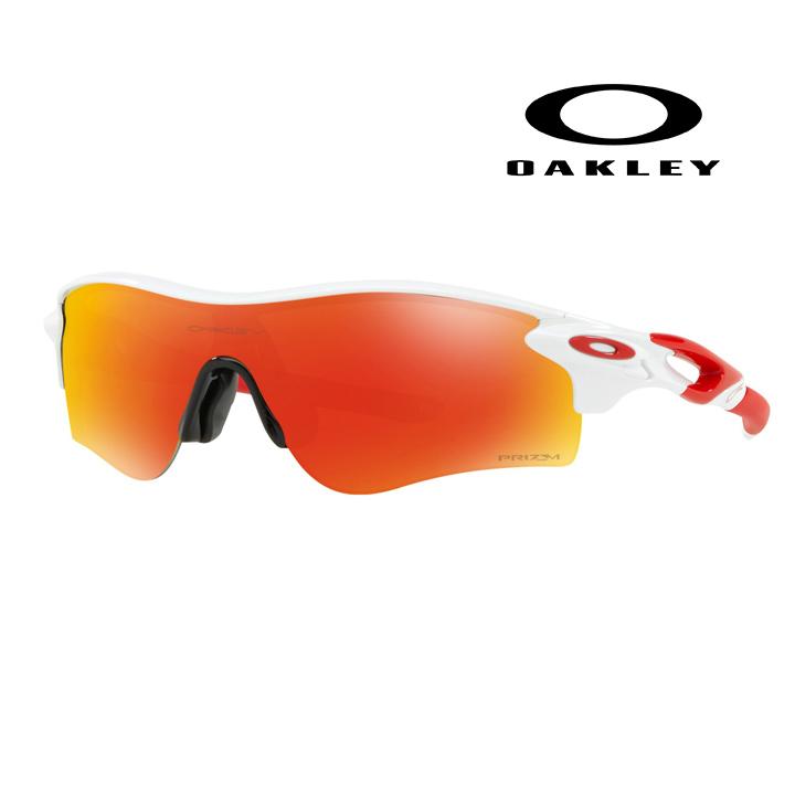 オークリー サングラス レーダーロックパス アジアンフィット Oakley Rader Lock Path OO9206-4638 Prizm Ruby バイク 自転車