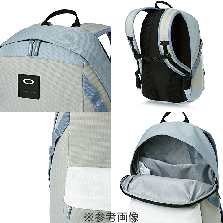 1fa89a310 e-ShopSmart: Oakley HOLBROOK 20L backpack blue 921013-62T Backpack ...