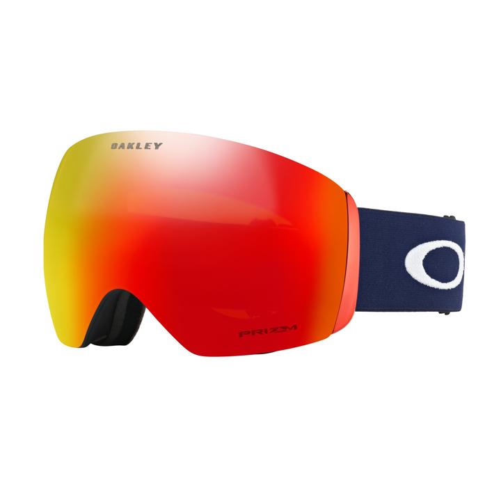 ★5倍ポイント☆3/26 1:59mまで★オークリー Oakley スノーゴーグル Snow Goggle プリズムフライトデッキ PRIZM Flight Deck USOC BLAZING EAGLE OO7050-58 スキー スノボー