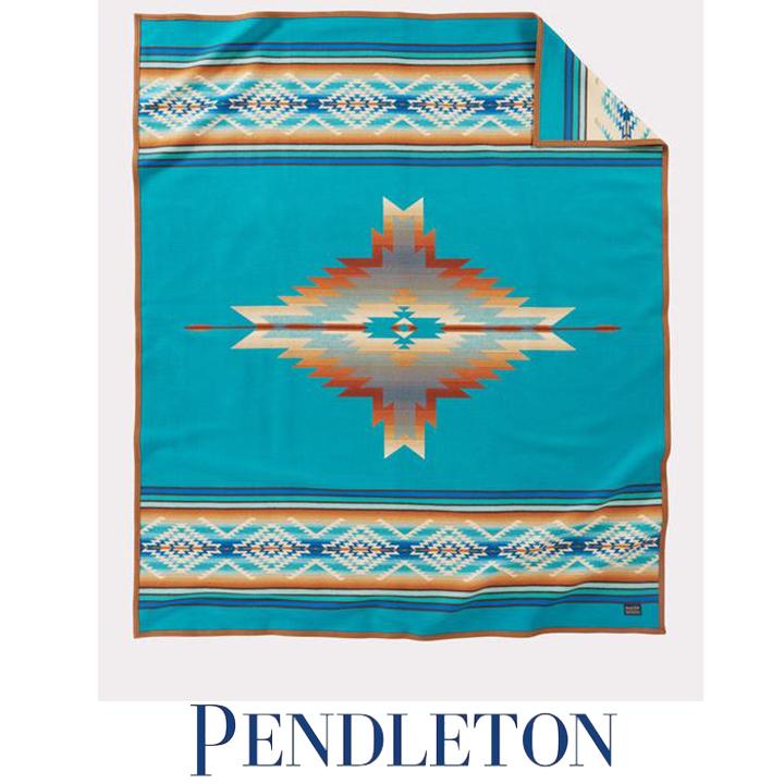 ペンドルトン PENDLETON Unnapped Jacquard Robe ローブ ze493 53650