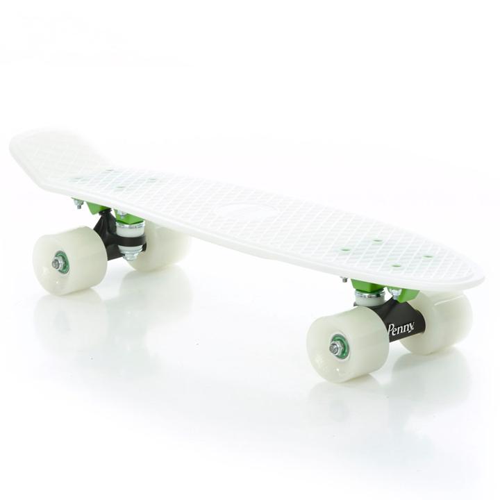 ペニー Penny GamaGlow 22インチ グロウシリーズ グリーン コンプリート スケートボード クルージングボード