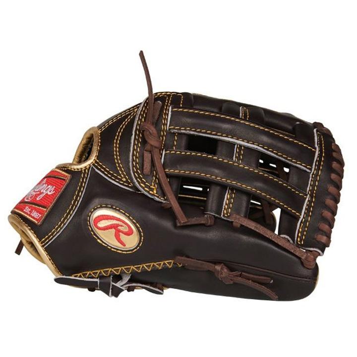 【USA物】Rawlings ローリングス 硬式 軟式 野球 最高級 ゴールドグローブシリーズ  外野手用 グローブ グラブ 右投げ用 左投げ用