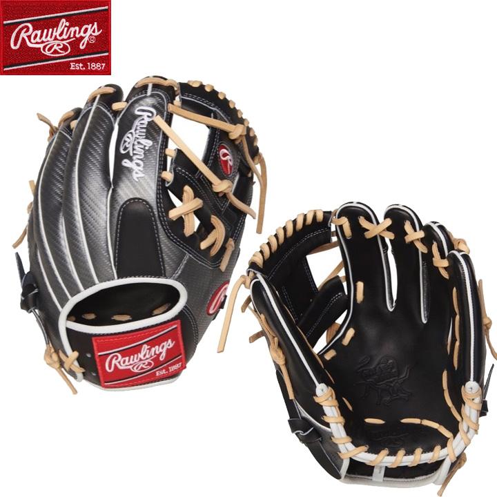 【USA物】Rawlings ローリングス 野球 グラブ ハイパーシェル Iウェブ HOH 硬式 野球 軟式 内野手 グローブ