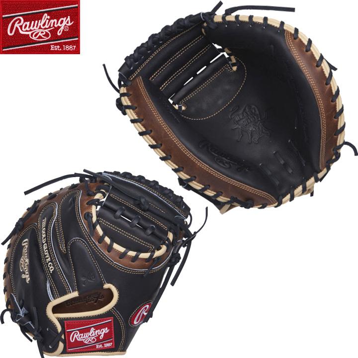 送料無料 【USA物】Rawlings ローリングス ミット 野球 グラブ MLB 1ピースウェブ HOH (Heart of the Hide) 硬式 野球 軟式 キャッチャーミット 捕手 グローブ 右投げ用