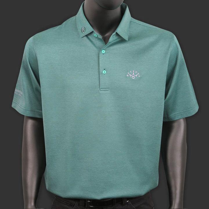 スコッティーキャメロン ポロシャツ Scotty Cameron「Peter Millar SS - Sherwood Green」Polo ポロ