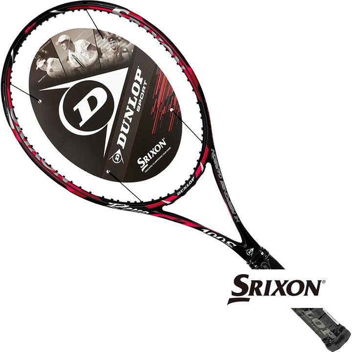 スリクソン (SRIXON) DUNLOP ダンロップ 硬式テニスラケット REVO CZ 100S Tennis ラケット