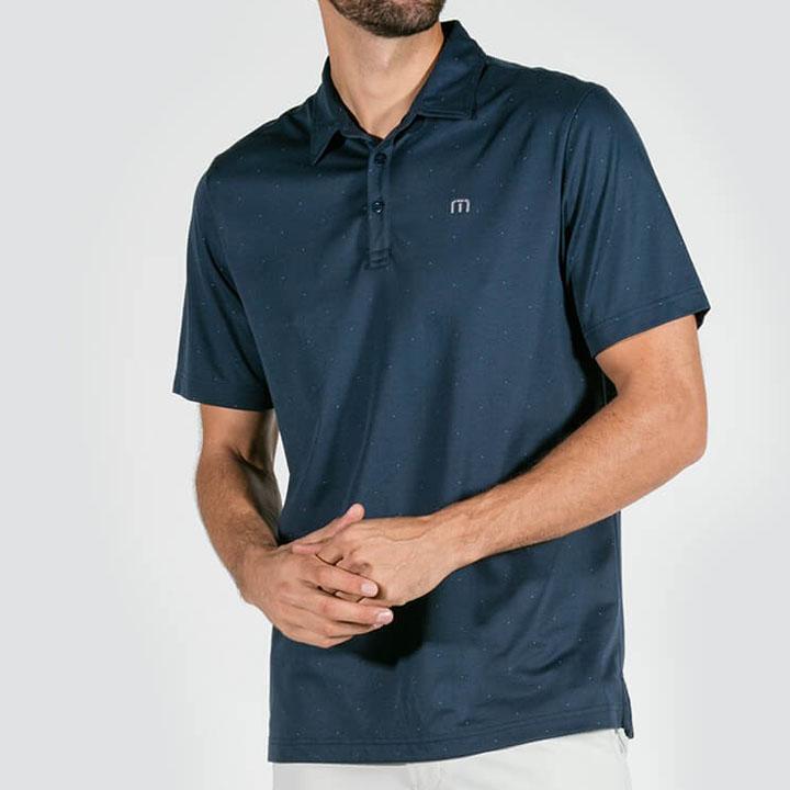トラビスマシュー Travis Mathew「JJ's レガシー」TM JJ's Legacy ポロシャツ