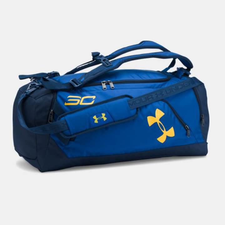 a9e0e96114b53 Under Armour Under Armour SC30 Contain DUO Backpack Duffle under Armour  Blue blaubok pack rucksack bag day school club activities club